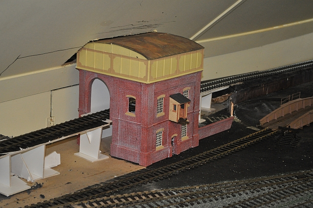 O Gauge Modelling On The Gwr